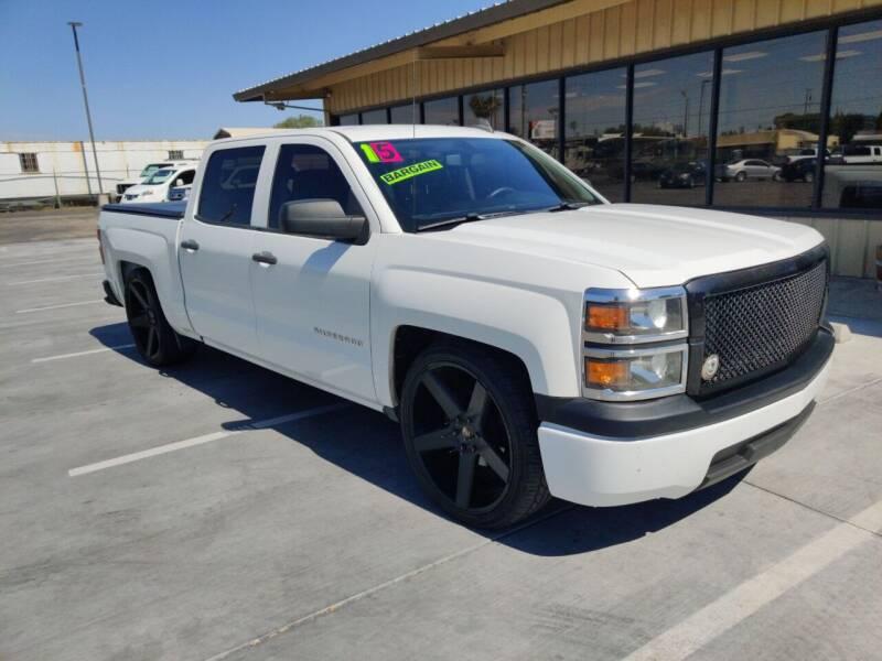 2015 Chevrolet Silverado 1500 for sale at California Motors in Lodi CA