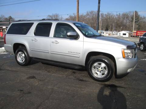 2011 Chevrolet Suburban for sale at Bob's Auto Sales in Canton OH