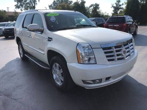 2011 Cadillac Escalade for sale at Newcombs Auto Sales in Auburn Hills MI