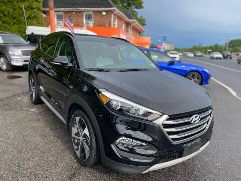 2018 Hyundai Tucson for sale at Bloomingdale Auto Group in Bloomingdale NJ