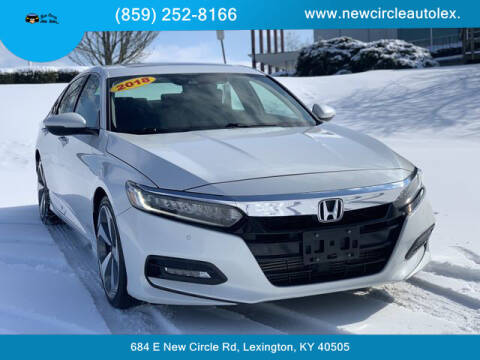 2018 Honda Accord for sale at New Circle Auto Sales LLC in Lexington KY