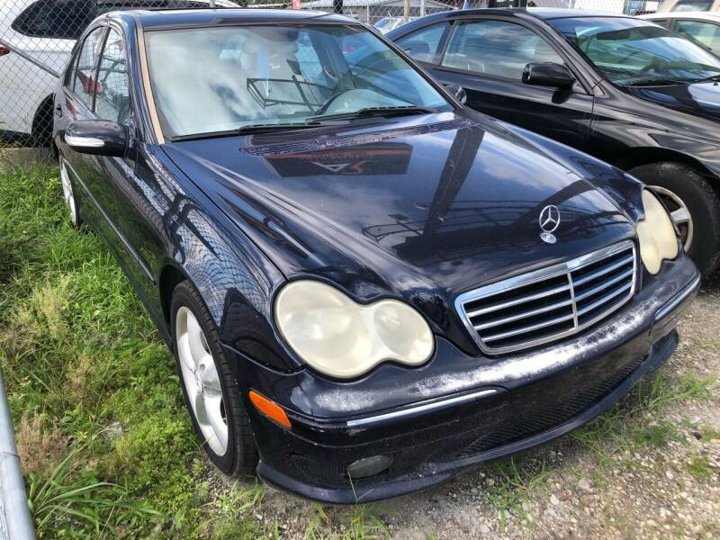 2005 Mercedes-Benz C-Class for sale at Mego Motors in Orlando FL
