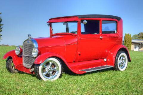 1929 Ford Model A for sale at Hooked On Classics in Watertown MN