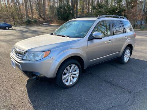 2011 Subaru Forester for sale at Car World Inc in Arlington VA