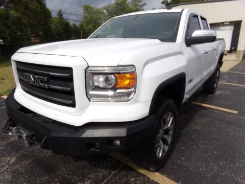2014 GMC Sierra 1500 for sale at Rose Auto Sales & Motorsports Inc in McHenry IL