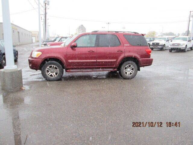 2006 Toyota Sequoia for sale at Auto Acres in Billings MT