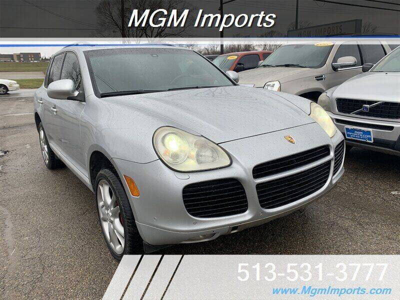 2005 Porsche Cayenne for sale at MGM Imports in Cincannati OH
