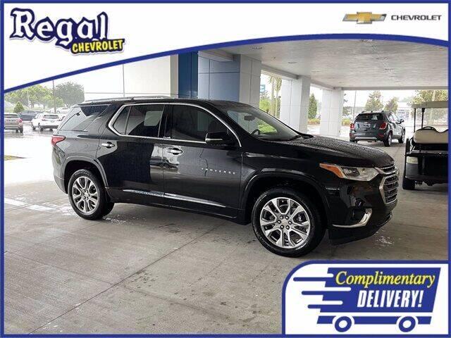 2021 Chevrolet Traverse for sale in Lakeland, FL