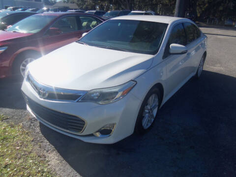 2013 Toyota Avalon for sale at ORANGE PARK AUTO in Jacksonville FL