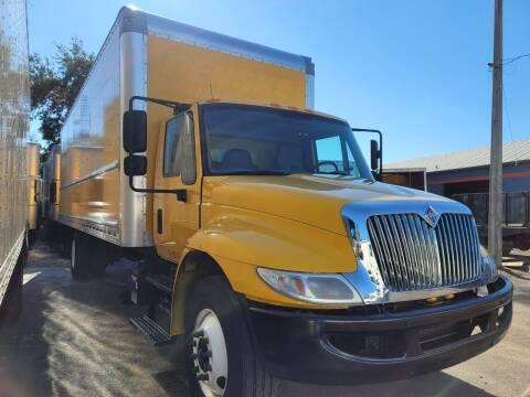 2017 International DuraStar 4300 for sale at Orange Truck Sales in Orlando FL