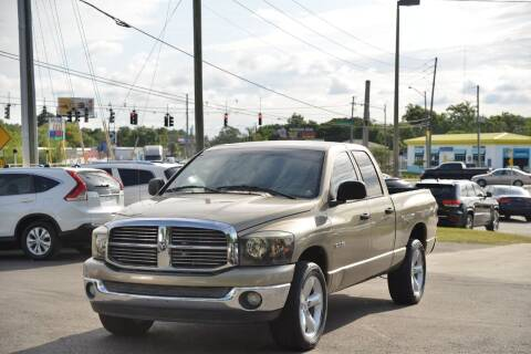2008 Dodge Ram Pickup 1500 for sale at Motor Car Concepts II - Kirkman Location in Orlando FL