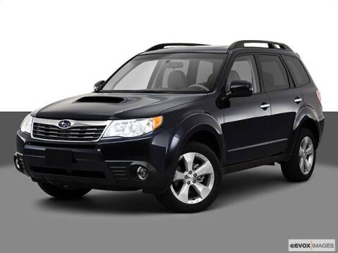 2010 Subaru Forester for sale at BORGMAN OF HOLLAND LLC in Holland MI