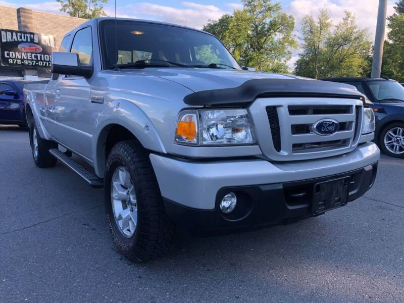 2011 Ford Ranger for sale at Dracut's Car Connection in Methuen MA
