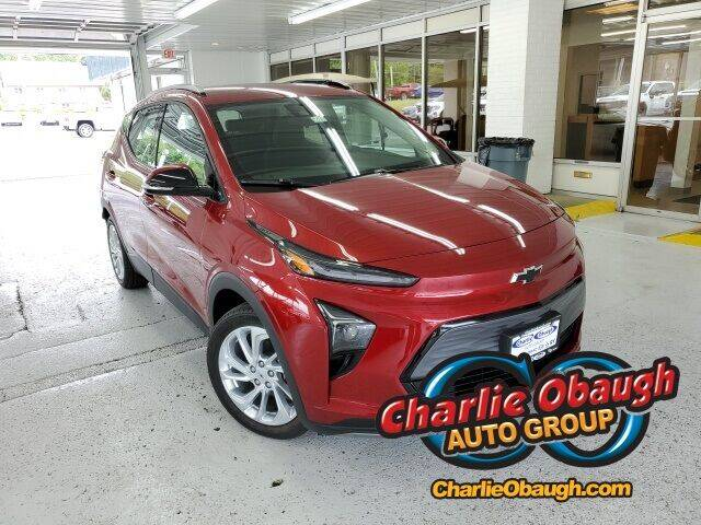 2022 Chevrolet Bolt EUV for sale in Staunton, VA