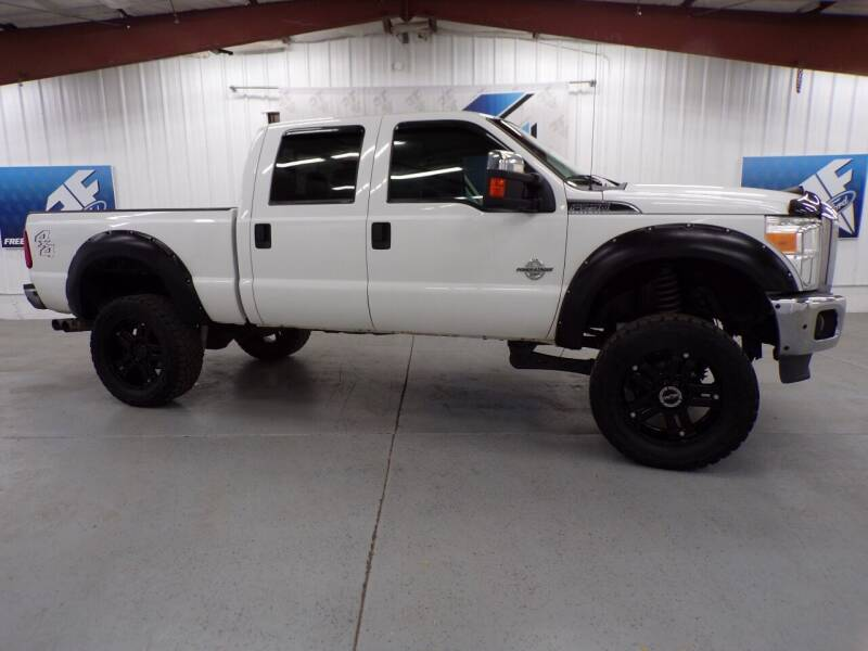 2012 Ford F-250 Super Duty for sale at Freedom Ford Inc in Gunnison UT
