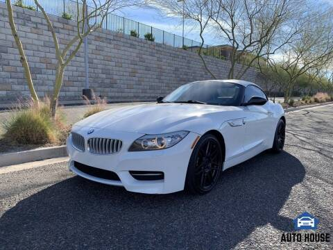 2013 BMW Z4 for sale at AUTO HOUSE TEMPE in Tempe AZ