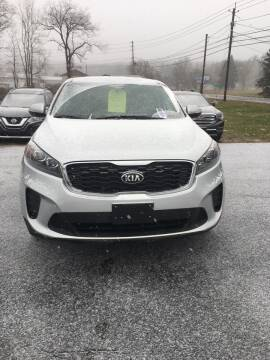 2019 Kia Sorento for sale at RS Motors in Falconer NY