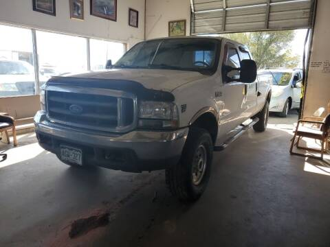 2000 Ford F-350 Super Duty for sale at PYRAMID MOTORS in Pueblo CO