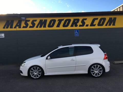 2008 Volkswagen R32 for sale at M.A.S.S. Motors - Fairview in Boise ID