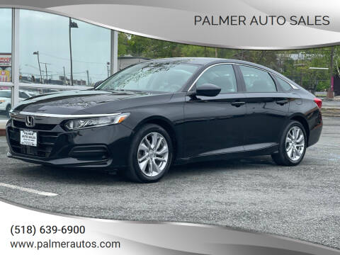 2018 Honda Accord for sale at Palmer Auto Sales in Menands NY