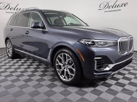 2019 BMW X7 for sale at DeluxeNJ.com in Linden NJ