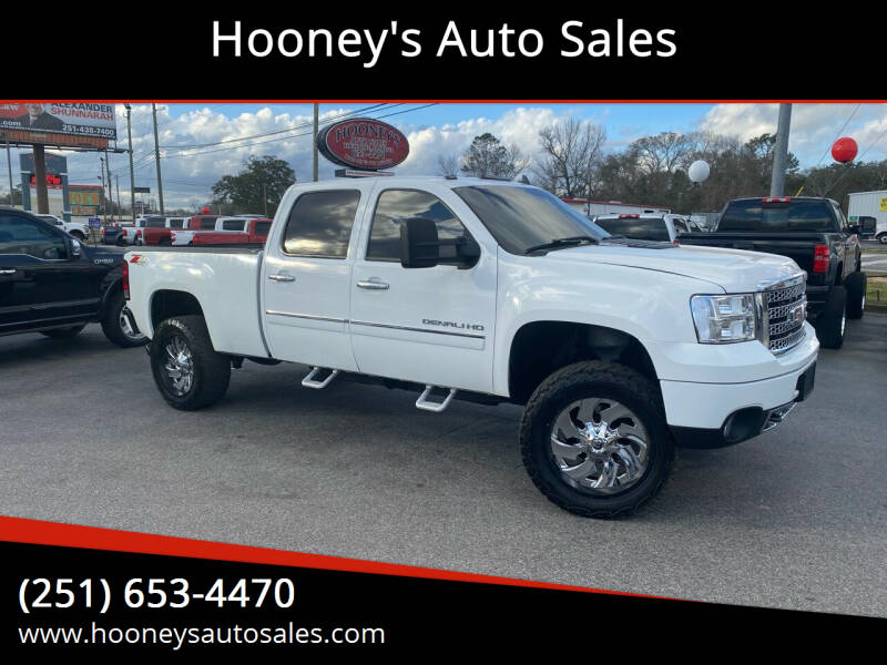 2013 GMC Sierra 2500HD for sale at Hooney's Auto Sales in Theodore AL