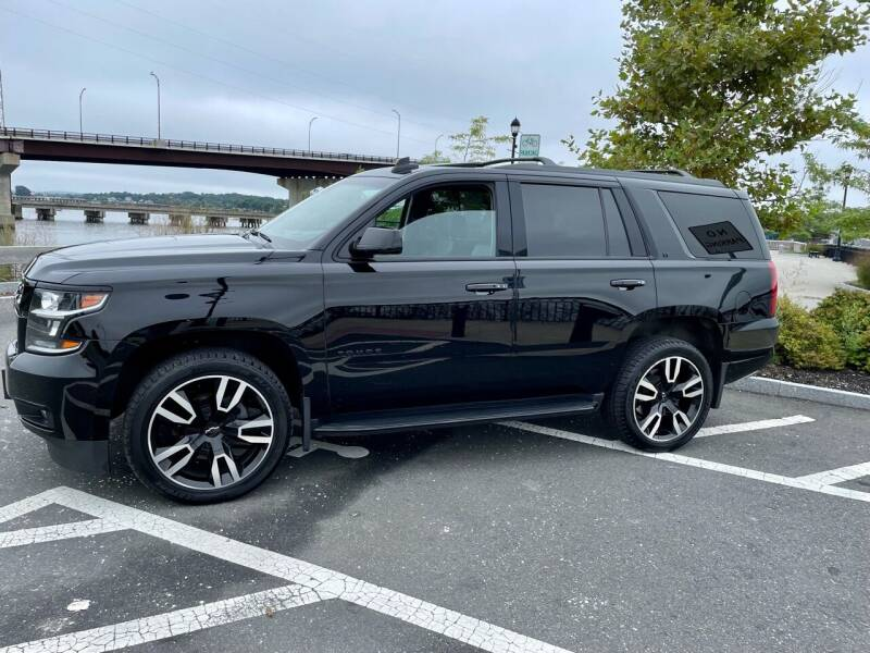 2018 Chevrolet Tahoe for sale in Salem, MA