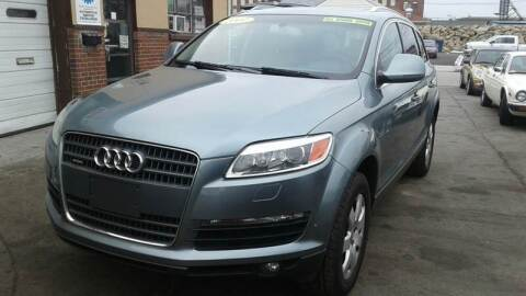 2007 Audi Q7 for sale at Nelsons Auto Specialists in New Bedford MA