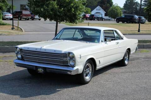 1966 Ford Galaxie 500 for sale at Great Lakes Classic Cars & Detail Shop in Hilton NY