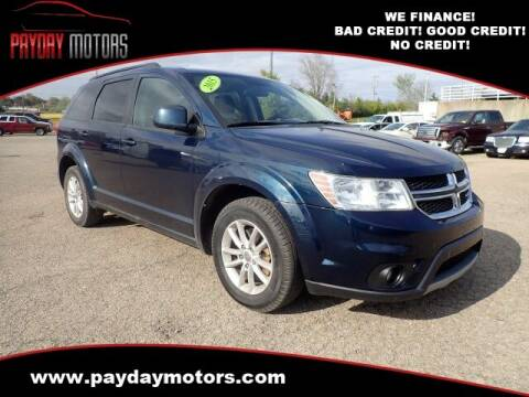 2015 Dodge Journey for sale at Payday Motors in Wichita And Topeka KS
