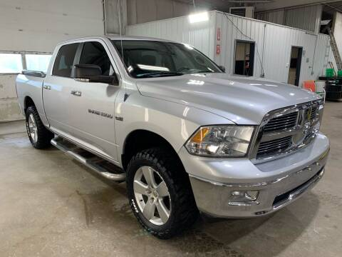 2012 RAM Ram Pickup 1500 for sale at Premier Auto in Sioux Falls SD