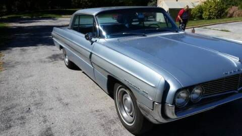 1962 Oldsmobile Eighty-Eight for sale at Classic Car Deals in Cadillac MI