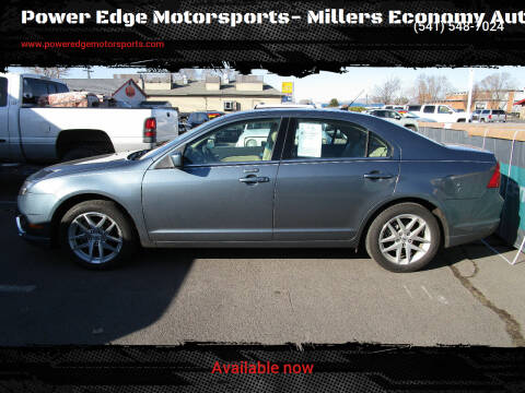 2012 Ford Fusion for sale at Power Edge Motorsports- Millers Economy Auto in Redmond OR