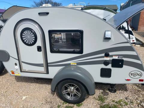 2021 T@G XL STANDARD for sale at ROGERS RV in Burnet TX