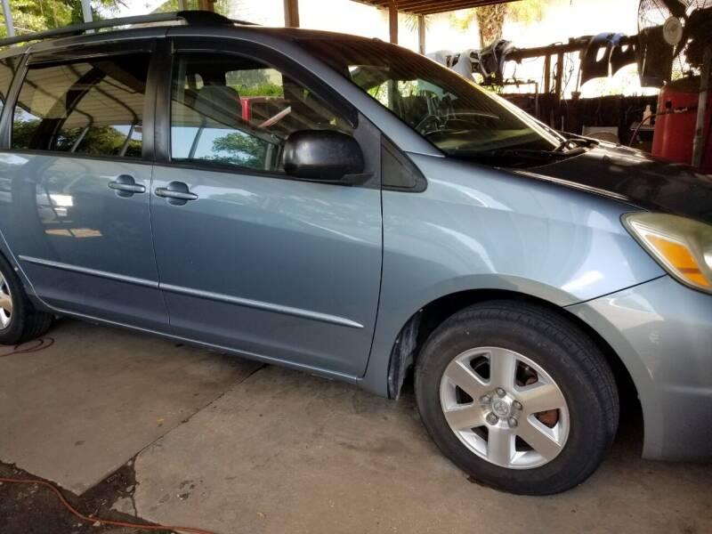 2005 Toyota Sienna for sale at Fantasy Motors Inc. in Orlando FL