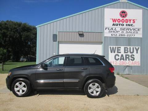 2011 Jeep Grand Cherokee for sale at Woody's Auto Sales Inc in Randolph MN