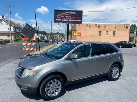 2008 Ford Edge for sale at Fineline Auto Group LLC in Harrisburg PA