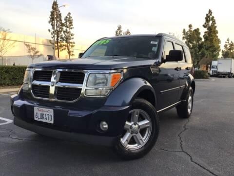 2008 Dodge Nitro for sale at Tri City Auto Sales in Whittier CA