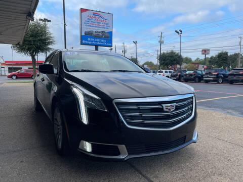 2018 Cadillac XTS for sale at Magic Auto Sales in Dallas TX