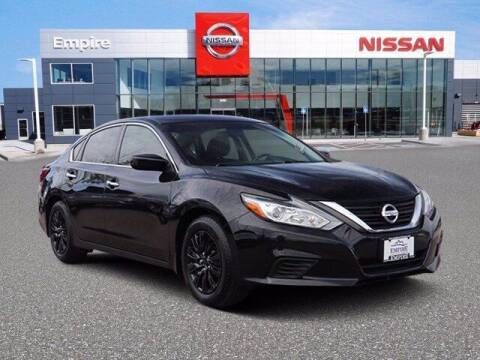 2016 Nissan Altima for sale at EMPIRE LAKEWOOD NISSAN in Lakewood CO