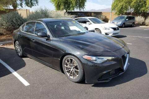 2018 Alfa Romeo Giulia for sale at Boktor Motors in Las Vegas NV