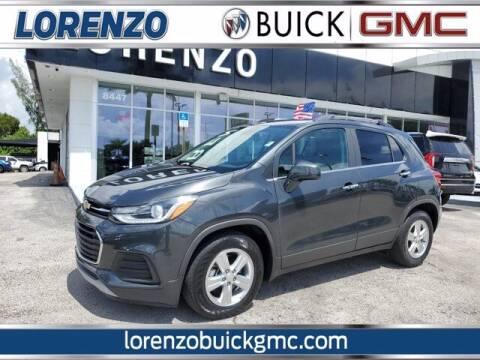 2018 Chevrolet Trax for sale at Lorenzo Buick GMC in Miami FL
