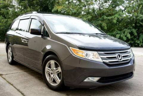2013 Honda Odyssey for sale at CU Carfinders in Norcross GA