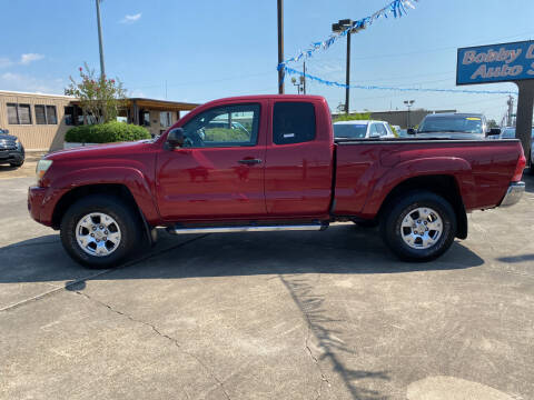2006 Toyota Tacoma for sale at Bobby Lafleur Auto Sales in Lake Charles LA