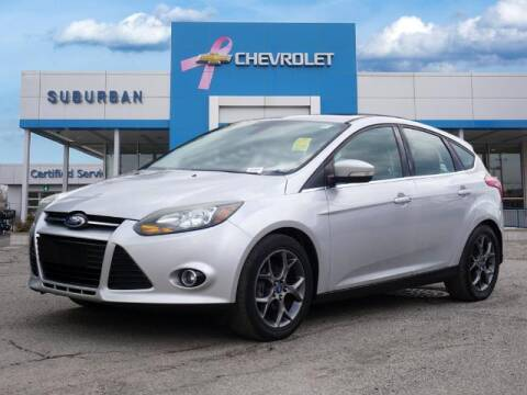 2012 Ford Focus for sale at Suburban Chevrolet of Ann Arbor in Ann Arbor MI