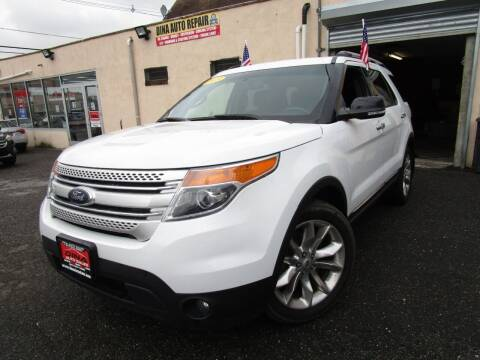 2015 Ford Explorer for sale at Dina Auto Sales in Paterson NJ