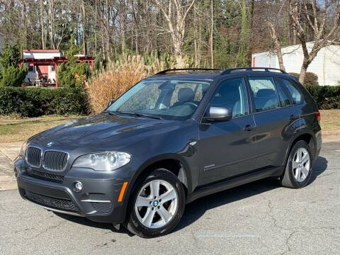 2013 BMW X5 for sale at Triangle Motors Inc in Raleigh NC