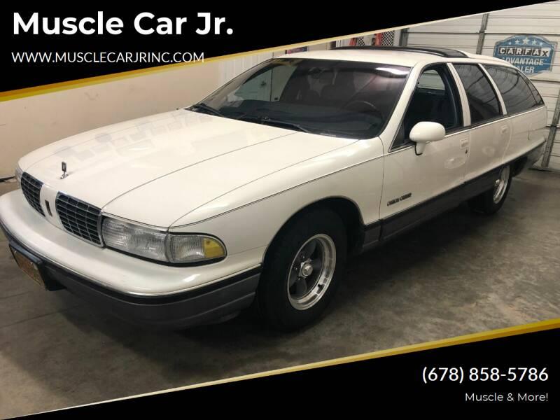 1992 Oldsmobile Custom Cruiser for sale at Muscle Car Jr. in Alpharetta GA