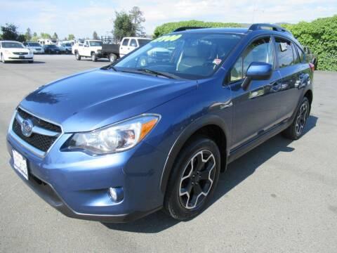 2013 Subaru XV Crosstrek for sale at Tonys Toys and Trucks in Santa Rosa CA