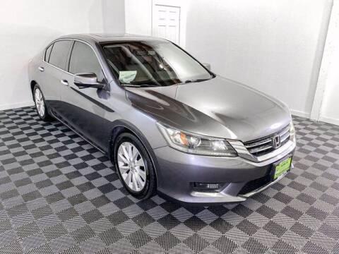 2014 Honda Accord for sale at Sunset Auto Wholesale in Tacoma WA